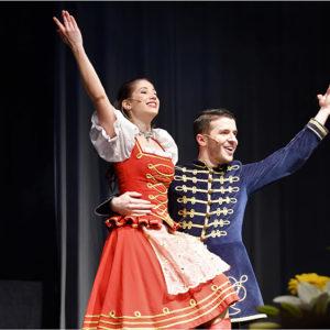 Idősek napi operettműsor